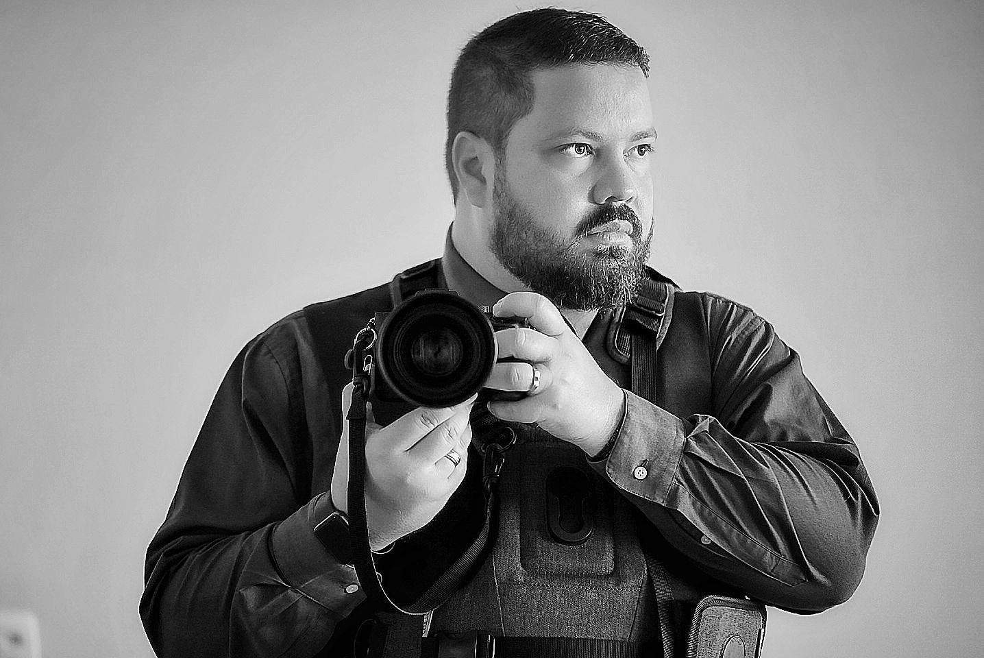 Sobre Wedding Photographer - Fotógrafo de Casamentos, Junior Barreto