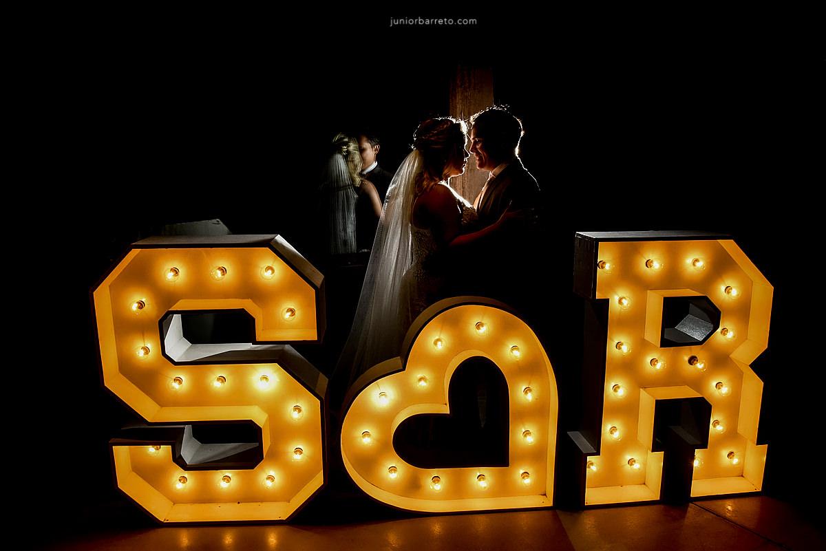 Imagem capa - um mini wedding charmoso... Sheila + Rafa por Junior Barreto