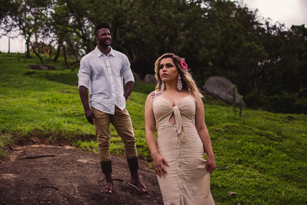 Ensaio Fotográfico de Casal, Pré casamento, Parque da Fonte Grande. Vitória, ES