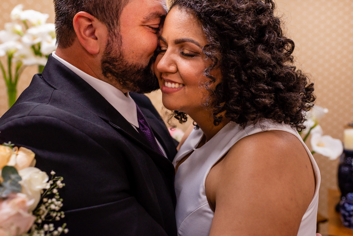 retrato dos noivos pós casamento