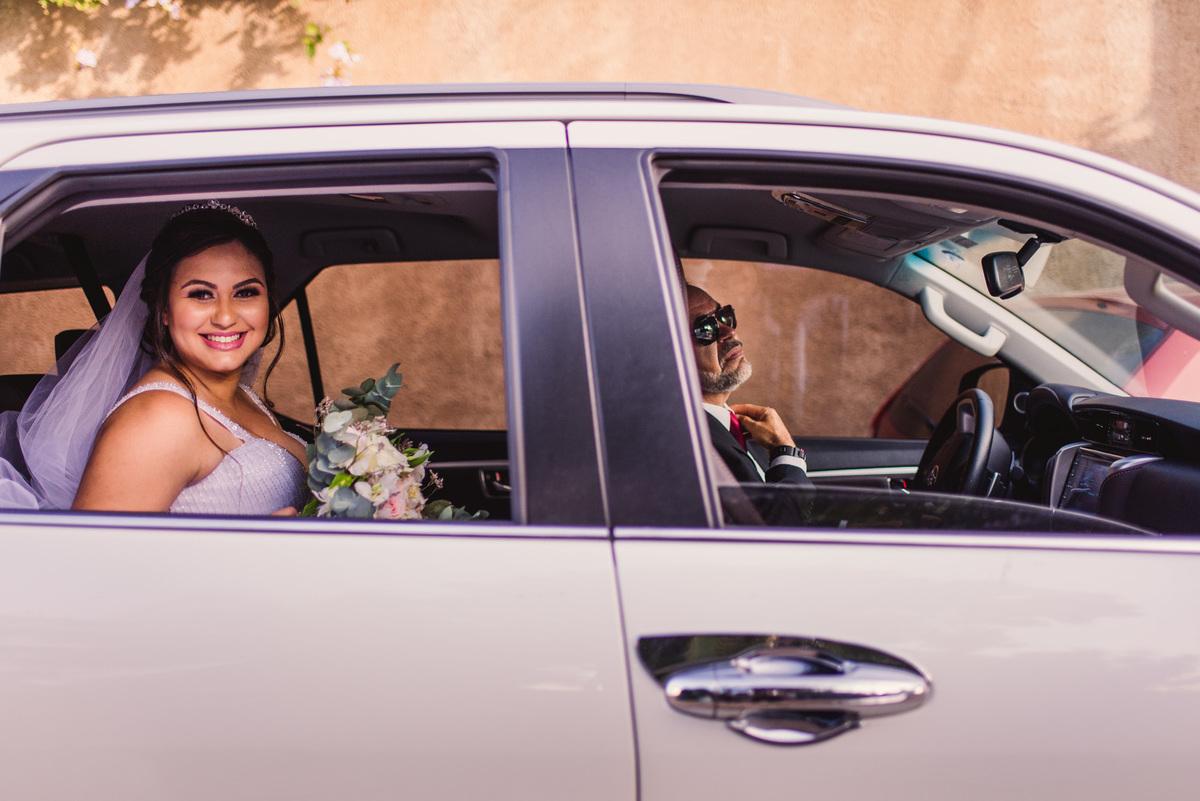 Casamento em Balneario Carapebus Serra ES. Carro Noiva. Paulo Mota Fotografia