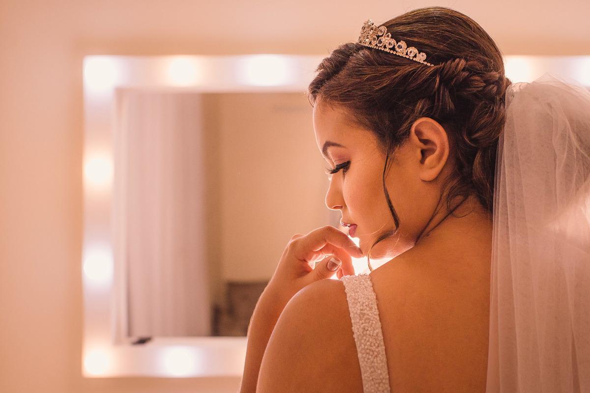 Making Of Noiva. Fotografia de Casamento em Balneario Carapebus Serra ES. Paulo Mota Fotografia