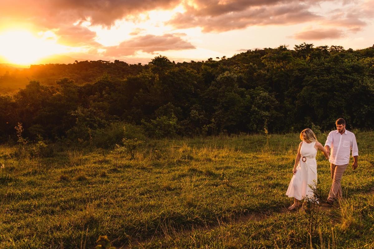 ensaio fotografico entardecer - pre casamento - serra - es