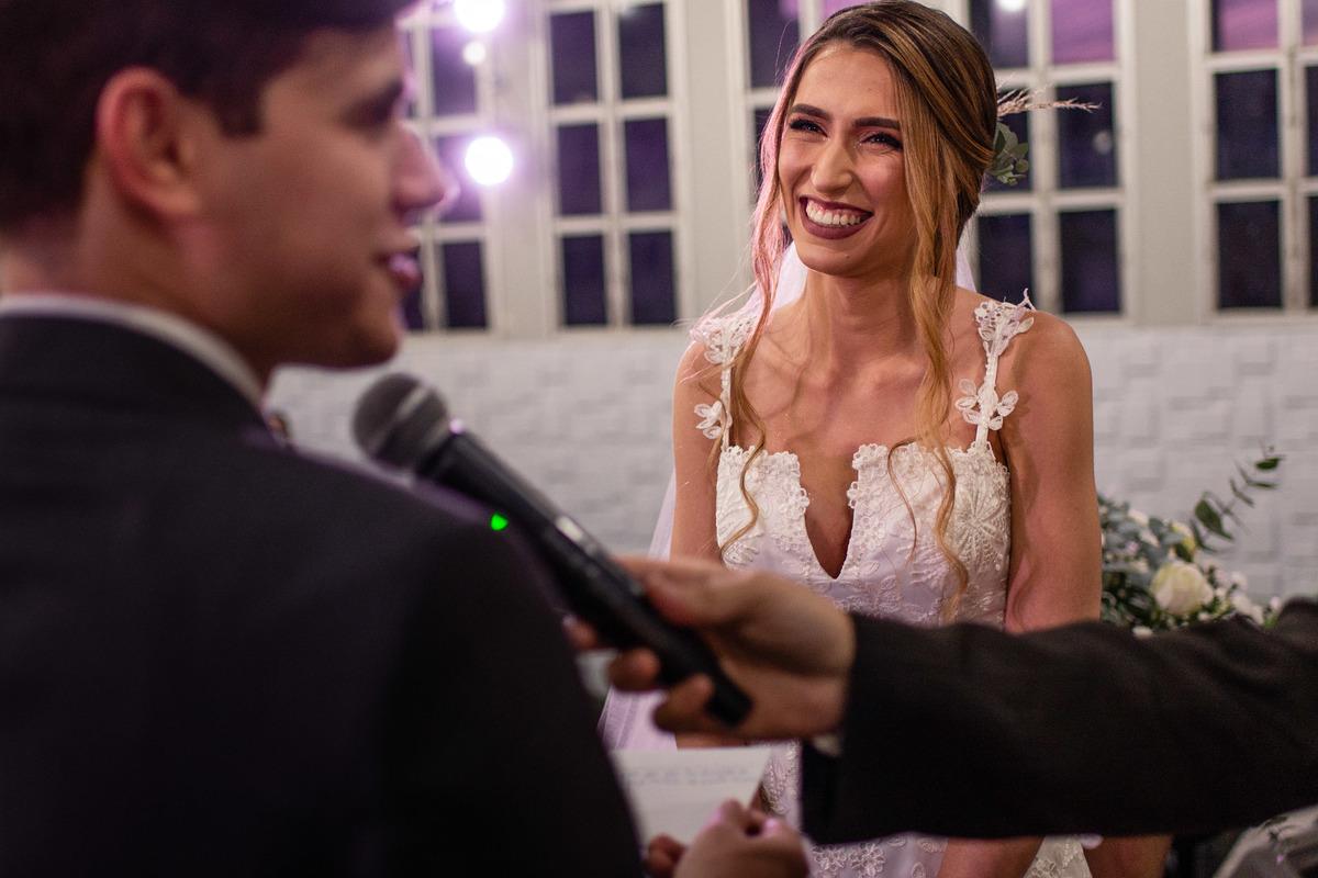 fotografia casamento vitoria es - voto noivo - troca aliancas - casamento na iasd central de vitoria