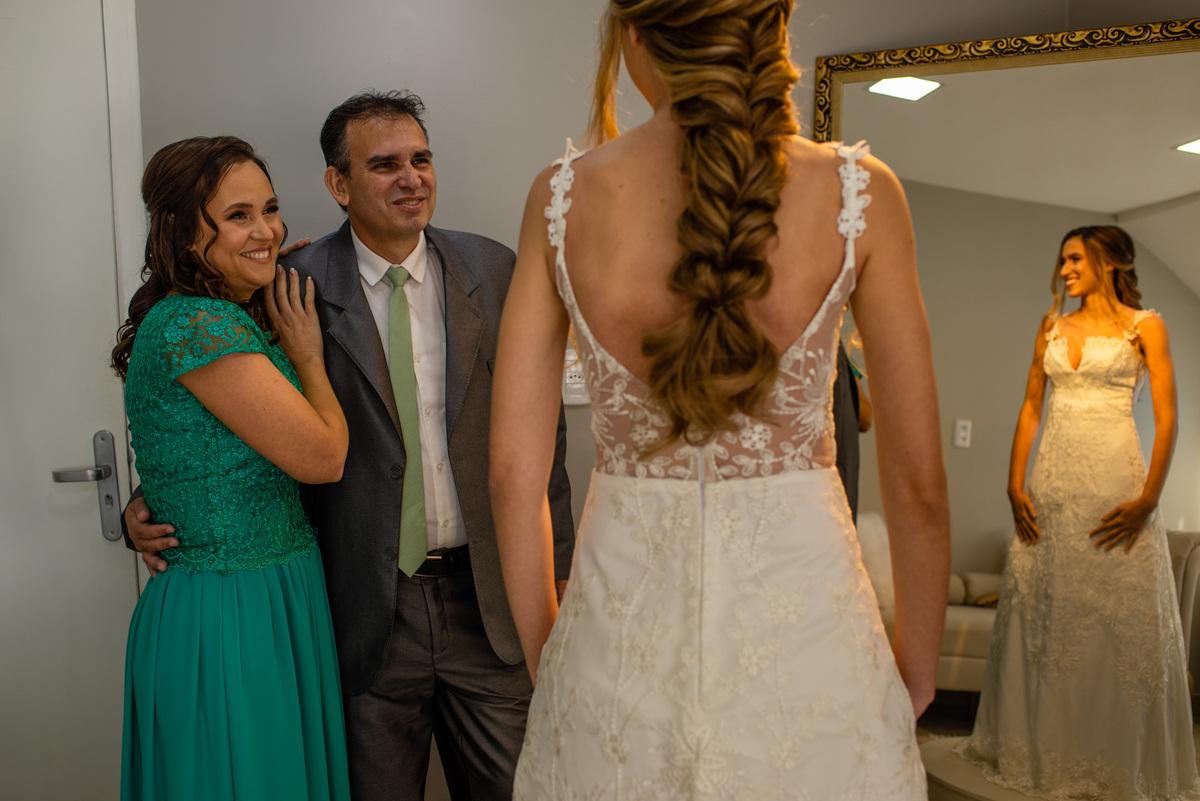 making of noiva - fotografia noiva - fotografia casamento vitória espirito santo - familia da noiva - vestido de noiva