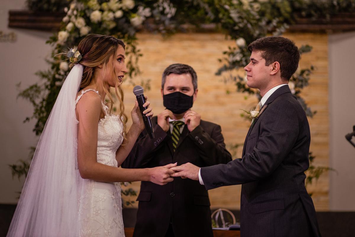 fotografia de casamento em vitoria es - voto noivos - igreja adventista central de vitoria