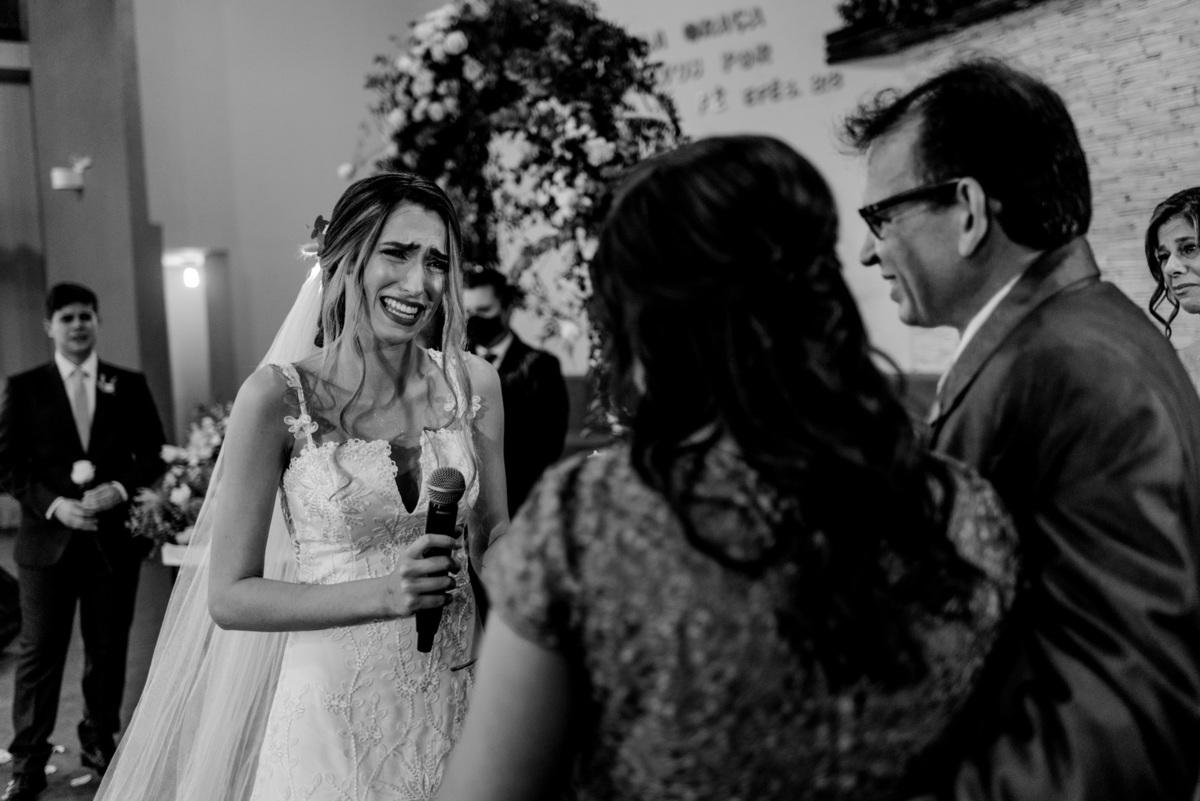 fotografia de casamento vitoria espirito santo - paulo mota fotografia - noiva chorando