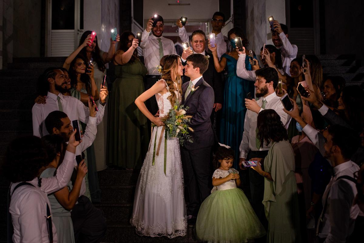 fotografia de casamento vitoria es - casamento igreja adventista central de vitoria - fotografia padrinhos casamento