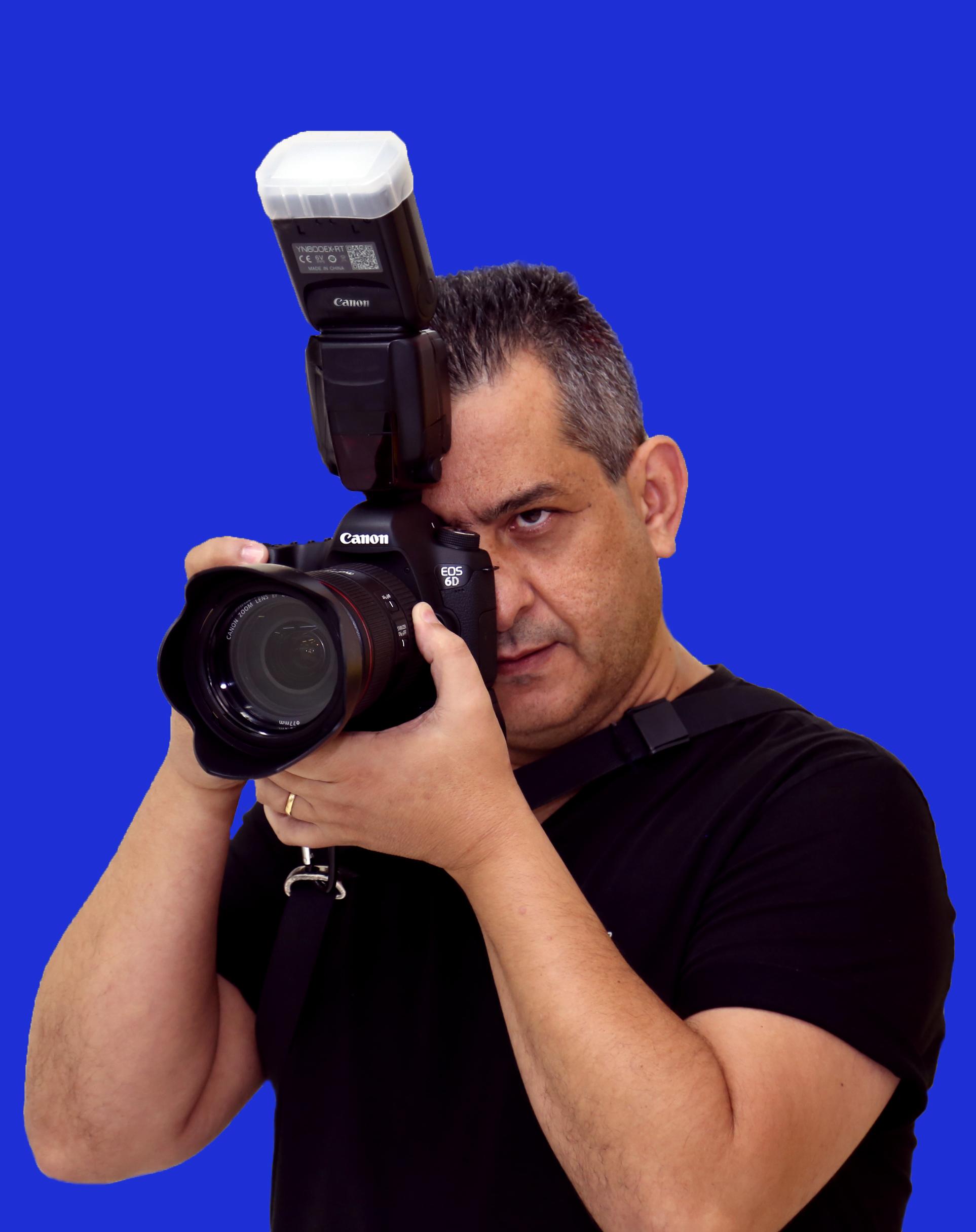 Sobre Estúdio Fotográfico - Fotos - Filmagem - Retrospectiva - Brindes