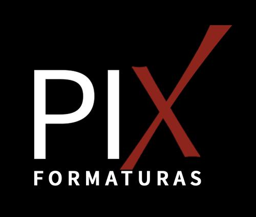 Logotipo de Pix Formaturas