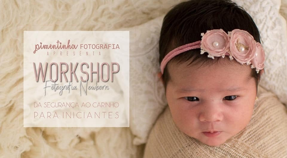 Imagem capa - Workshop da Pimentinha - Da Segurança ao Carinho por Jaquelini da Rosa dos Anjos dos Santos