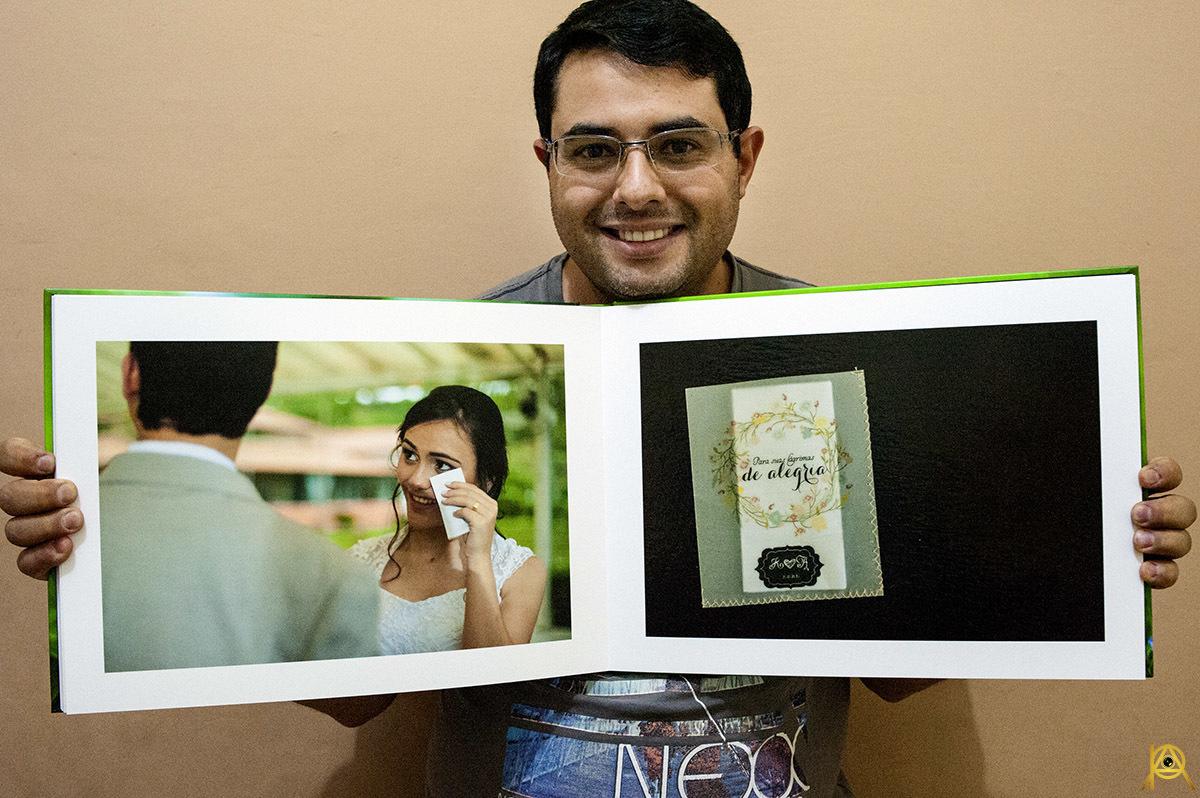 Imagem capa - A importância de ter um álbum de casamento. por Fotografia Paulo Araujo