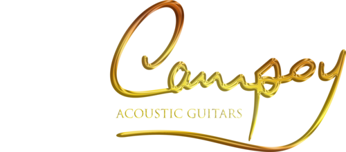 Logotipo de CAMPOY GUITARS