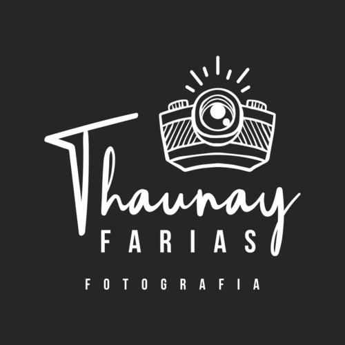 Logotipo de Thaunay Farias