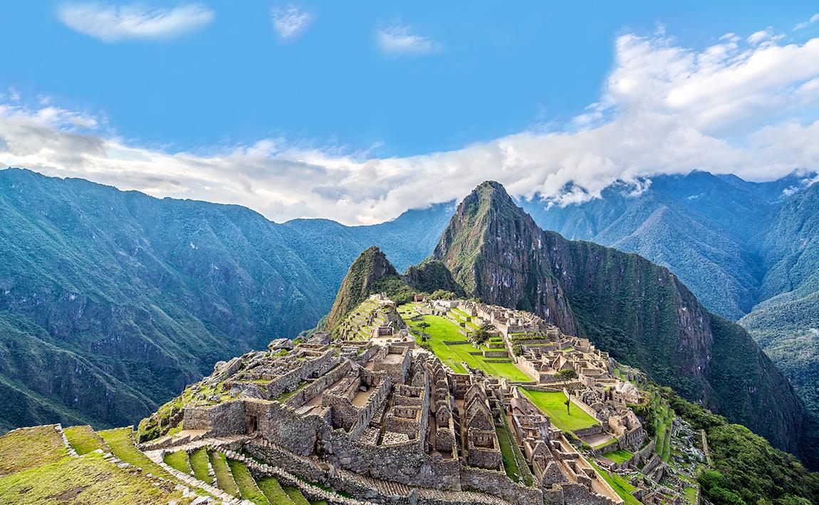 Imagem capa - Machu Picchu, uma cidade para se inspirar por Karina Pontes Arquitetura