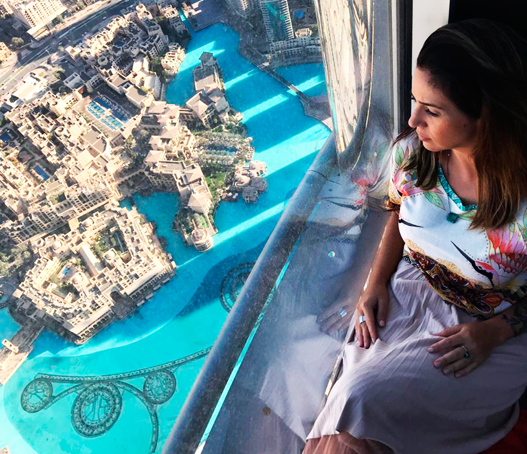 Imagem capa - Dubai, uma cidade projetada para encantar por Karina Pontes Arquitetura