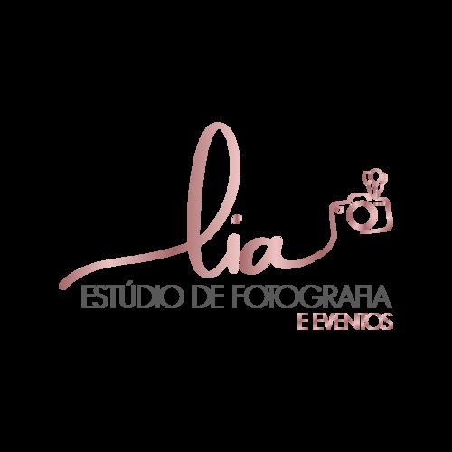 Logotipo de Lia Estúdio fotografia e eventos