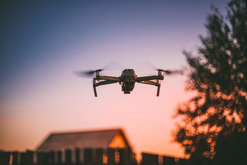 Imagem capa - Produtora de vídeo institucional – Captação de imagens com drone por Luis Gustavo