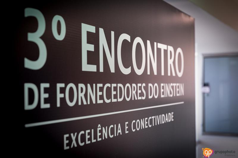 Imagem capa - Fotógrafo de Evento - Encontro Fornecedores Einstein por Luis Gustavo