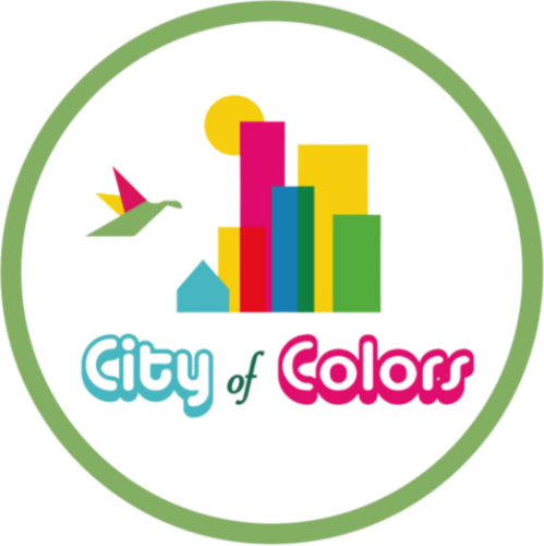Logotipo de City of Colors