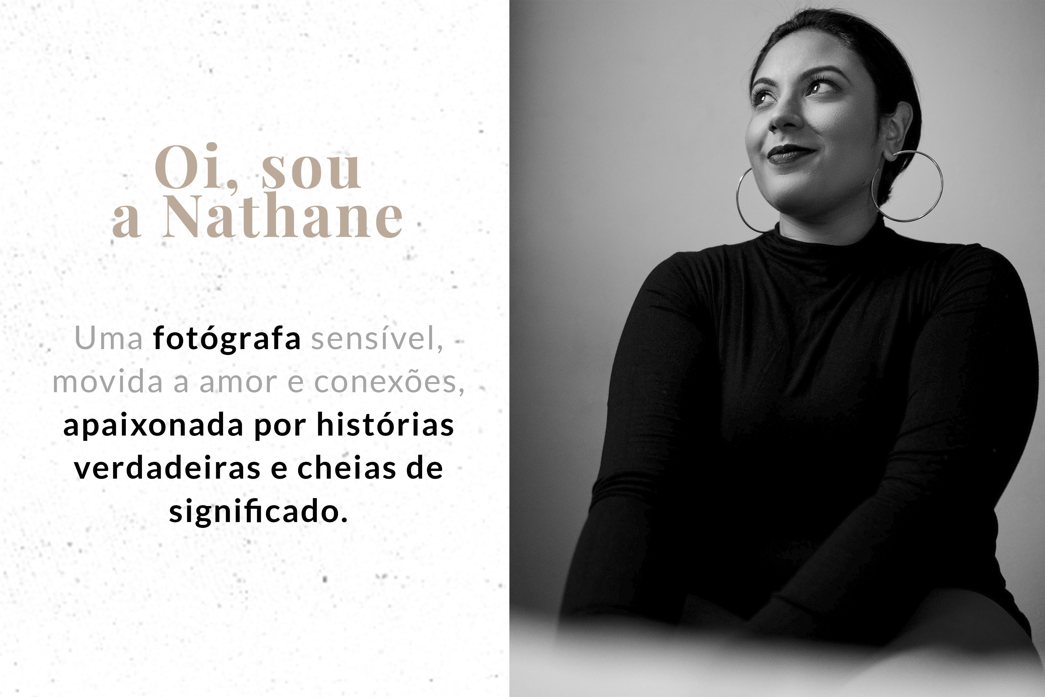 Sobre Nathane Fotografia