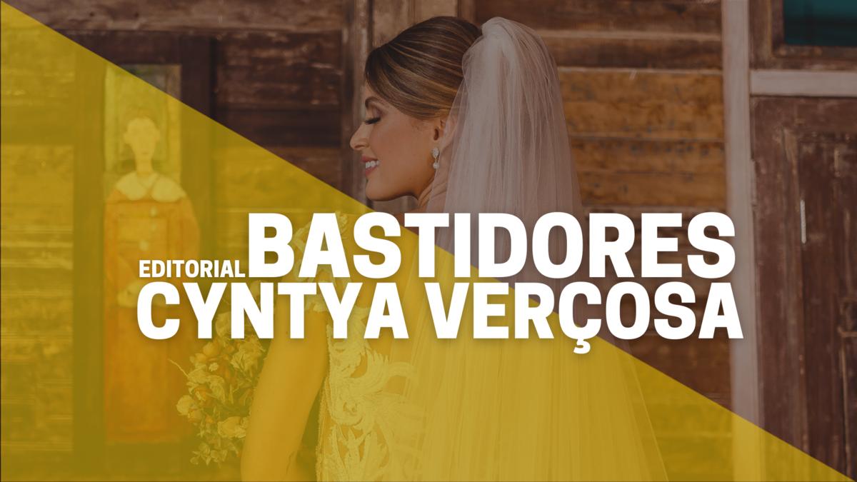 Imagem capa - Bastidores do Editorial de Moda Cyntya Verçosa por Rafael Acioli