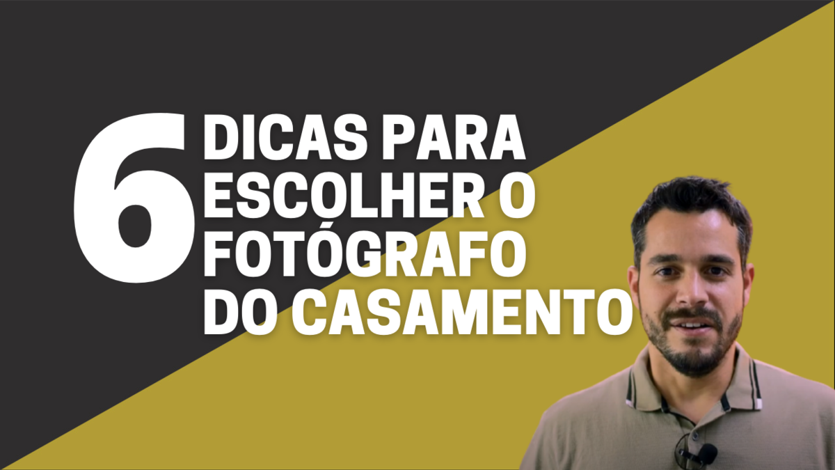 Imagem capa - 6 dicas para escolher o fotógrafo do casamento por Rafael Acioli