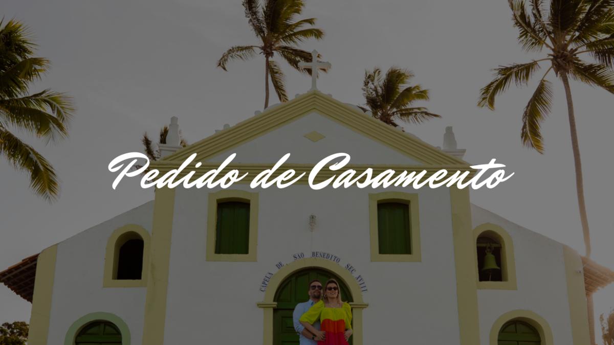 Imagem capa - Pedido de Casamento Surpresa - Praia de Carneiros - Thiago e Andressa por Rafael Acioli