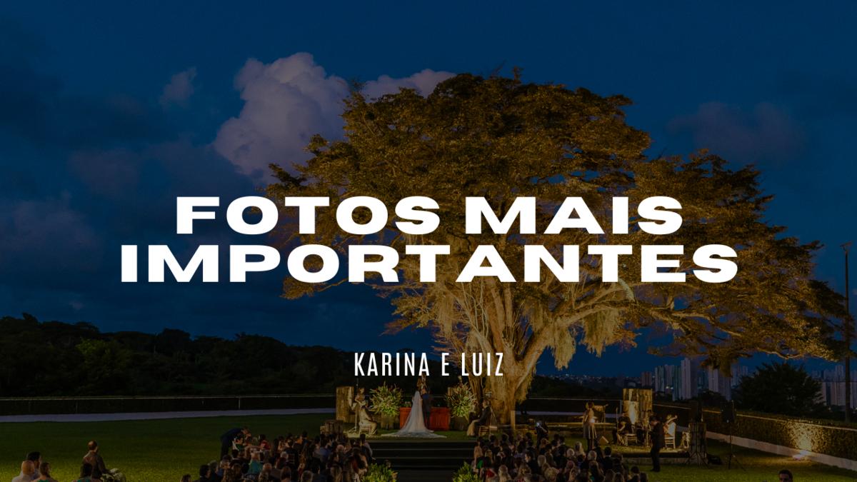 Imagem capa - As fotos mais importantes - Karina e Luiz - Coudelaria Souza Leão por Rafael Acioli