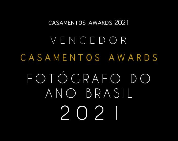 Imagem capa - CASAMENTOS AWARDS 2021 por Pedro Stanke