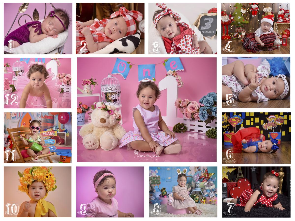 Imagem capa - Por quê fazer o acompanhamento fotográfico do seu bebê? por DRICA STUDIO LTDA