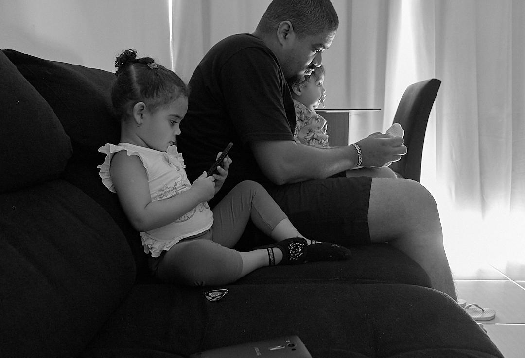 Imagem capa - Registro Documental Família Frazão por daniel saeta