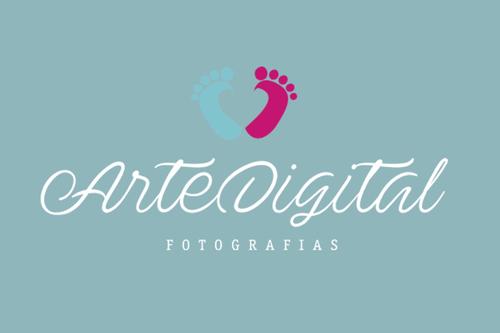 Logotipo de Arte Digital Fotografias Eireli