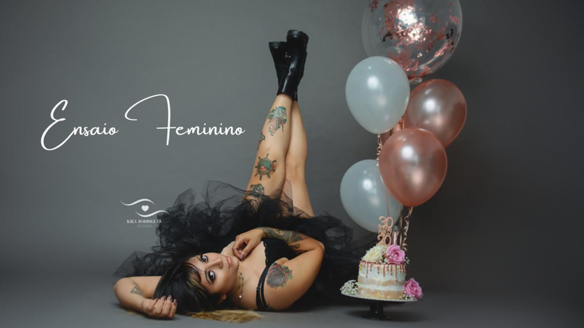 Imagem capa - Feminino por Kika Rodrigues