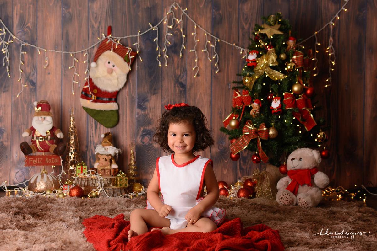 Imagem capa - Mini Ensaio de Natal 2018 por Kika Rodrigues