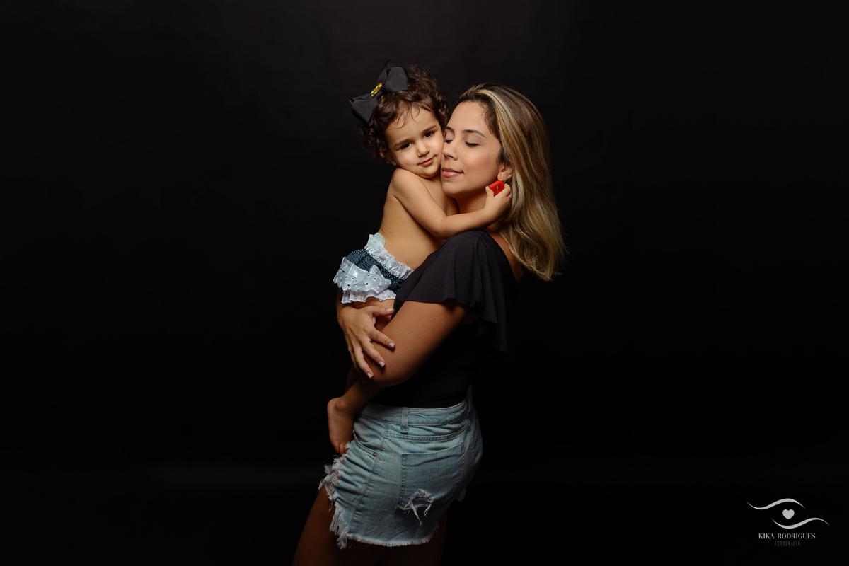 Imagem capa - Mini Ensaio Dia das Mães 2019 por Kika Rodrigues