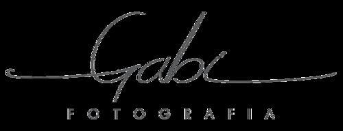 Logotipo de Estúdio Gabi Fotografia