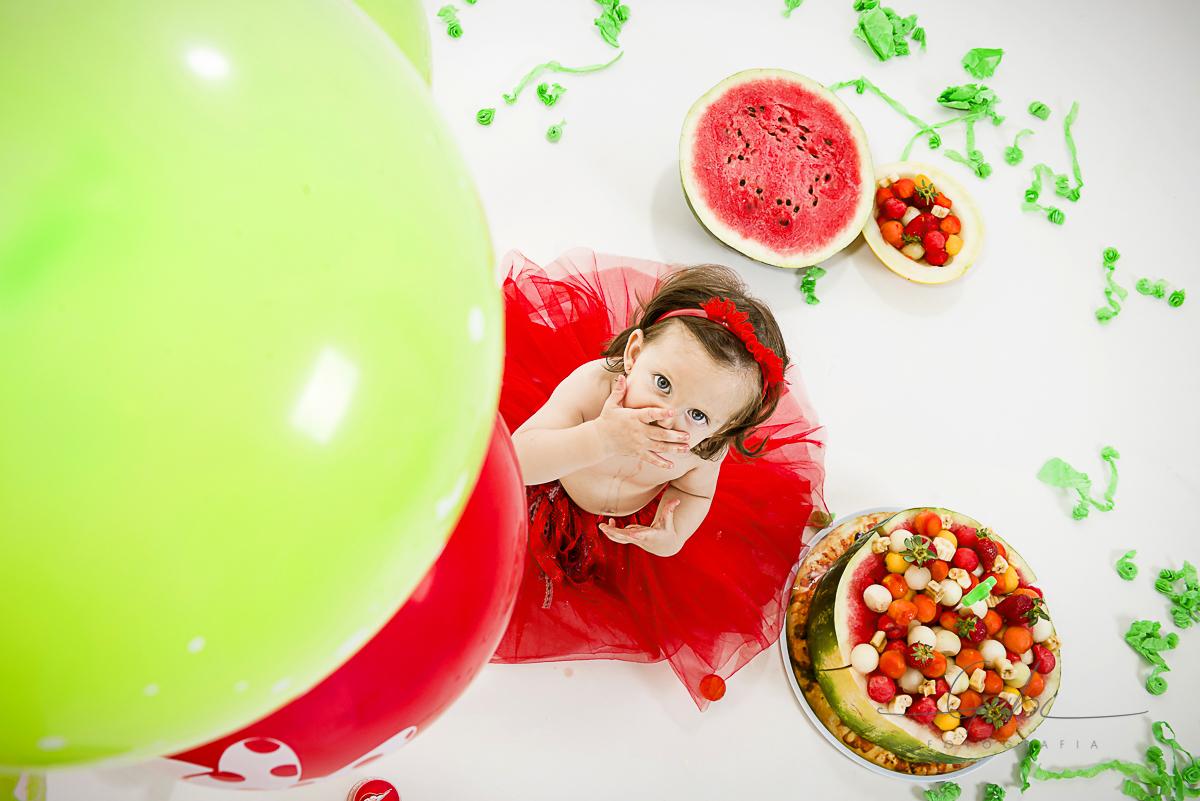 Imagem capa - Smash the Fruit - Um Ensaio Saudável por Estúdio Gabi Fotografia