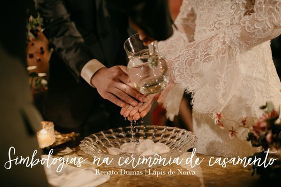Imagem capa - Simbologias na cerimônia de casamento: usar ou não usar? por Sergio Scarpelli