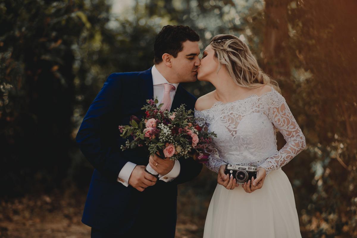 Imagem capa - Mini Wedding: Casamentos charmosos e intimistas. por Leticia Affonso Fotografia