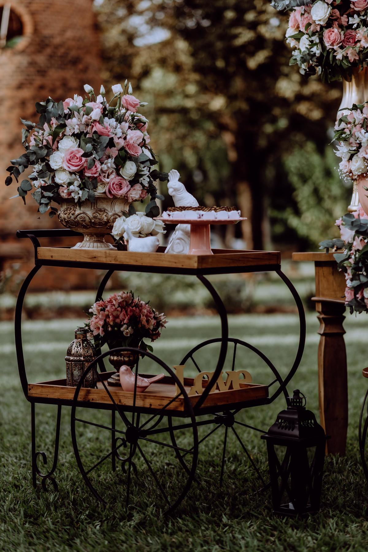 Imagem capa - Decoração de Casamentos Diurnos por Leticia Affonso Fotografia