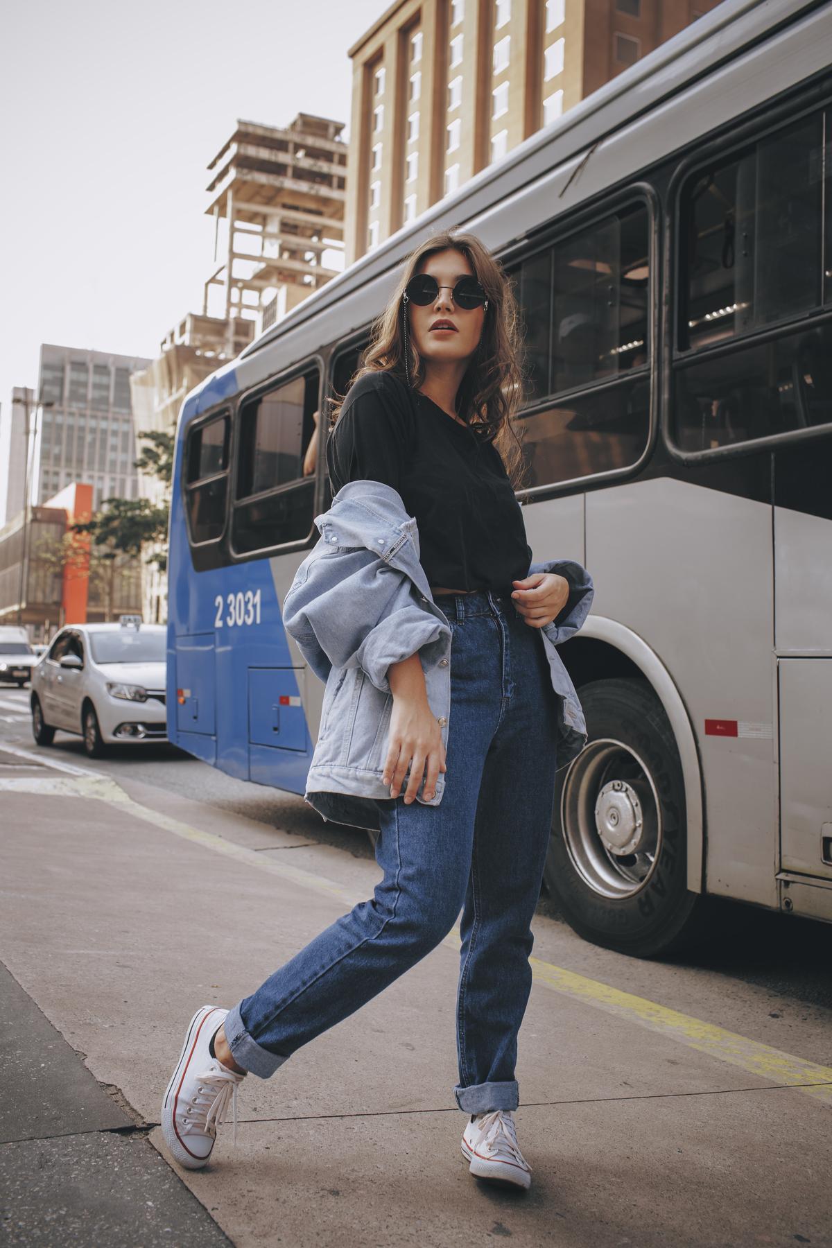 foto de moda na avenida paulista