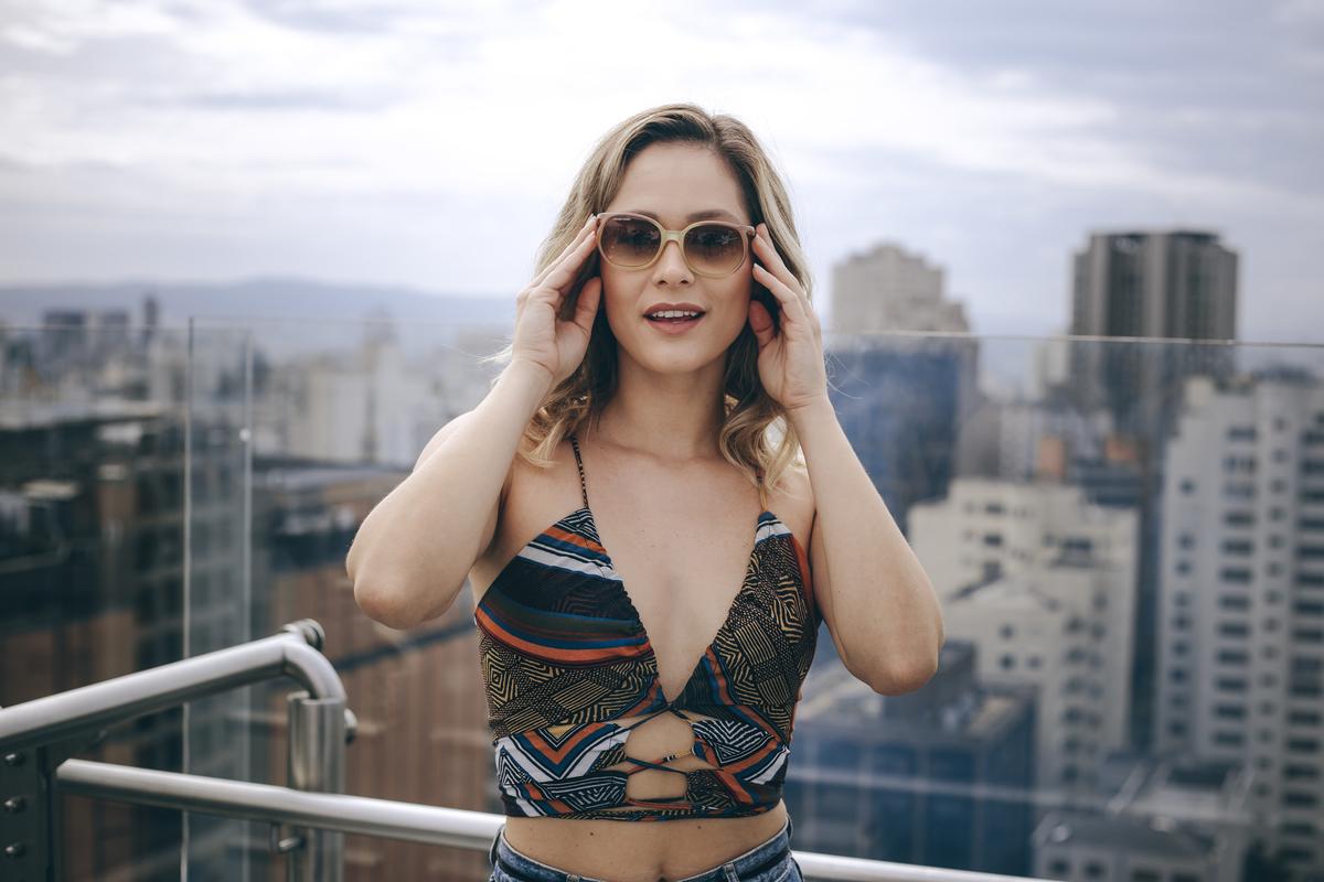 Ensaio fotográfico da modelo Evelyn Tambalo no workshop fotográfico da RB Retratos - São Paulo/SP