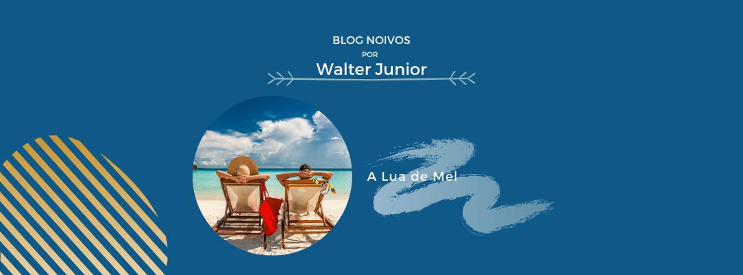 Imagem capa - A Lua de Mel por Walter Junior
