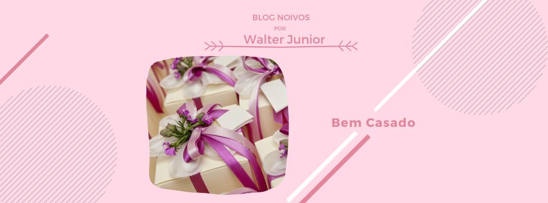 Imagem capa - Bem casado por Walter Junior
