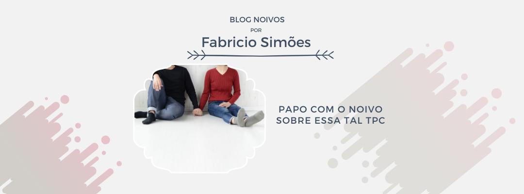 Imagem capa - PAPO COM O NOIVO SOBRE ESSA TAL TPC por Walter Junior