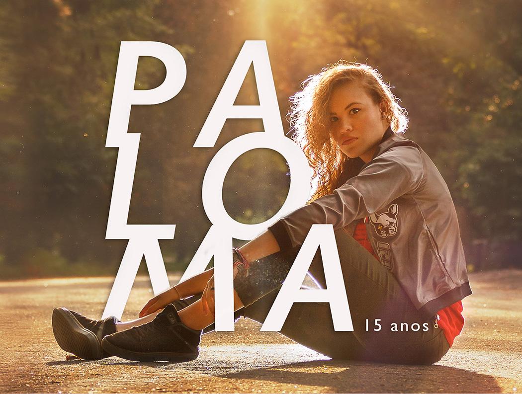 Imagem capa - Book de 15 anos - Paloma  por Paulo Fidel