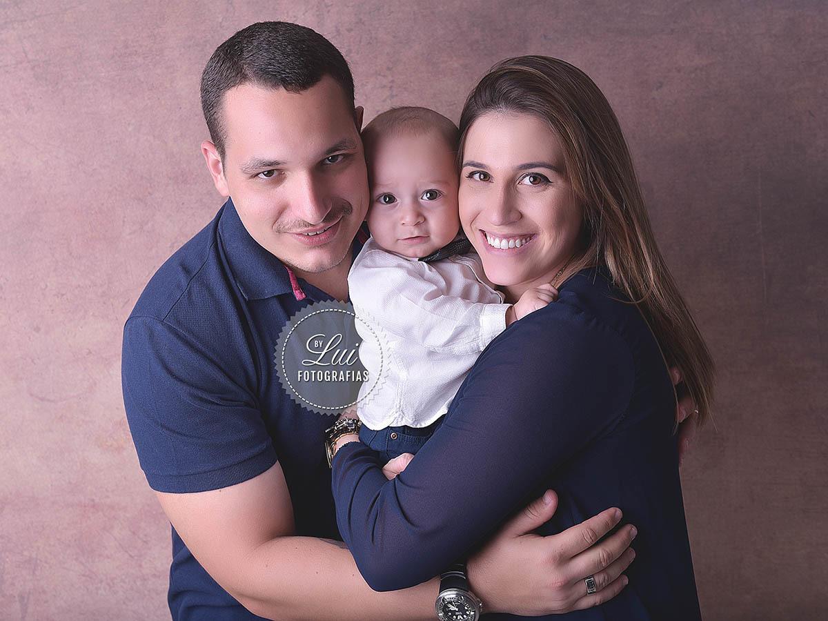 Imagem capa - Enzo - 6 meses (Fotografia de Família) por Luiziane Segala