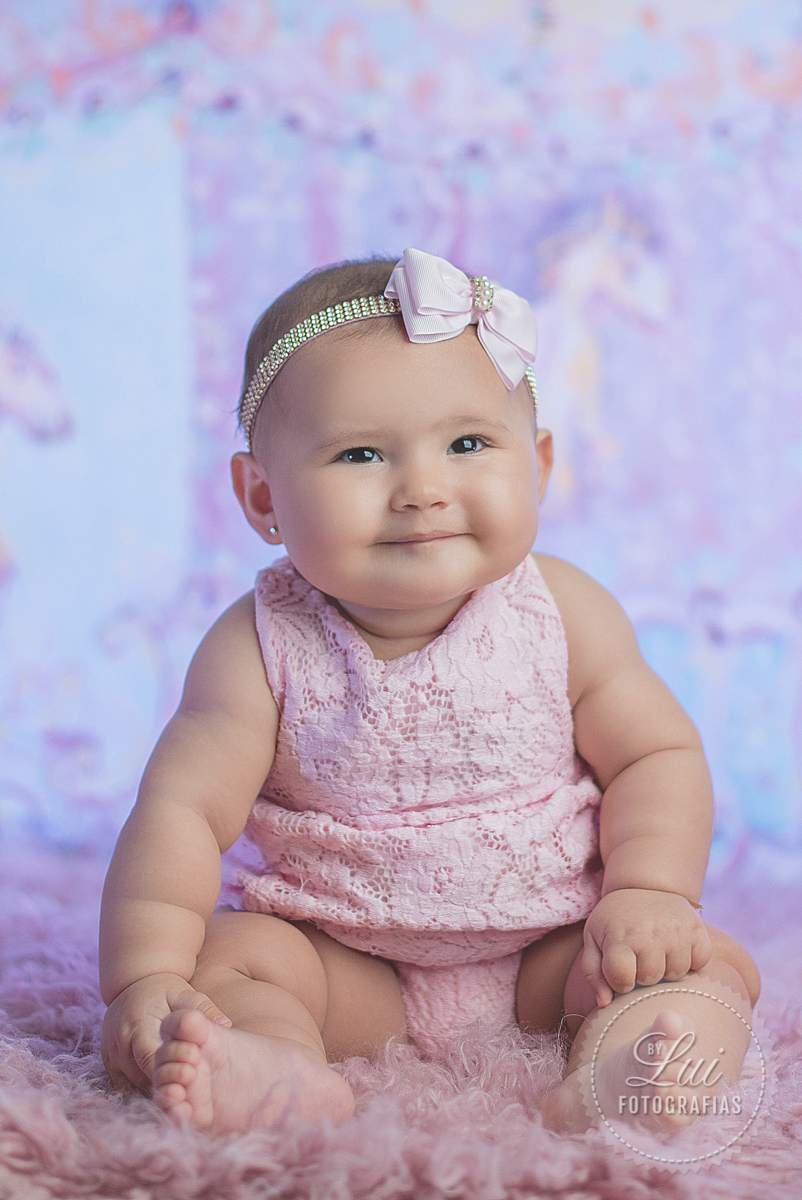 Imagem capa - Sophia - 6 meses por Luiziane Segala