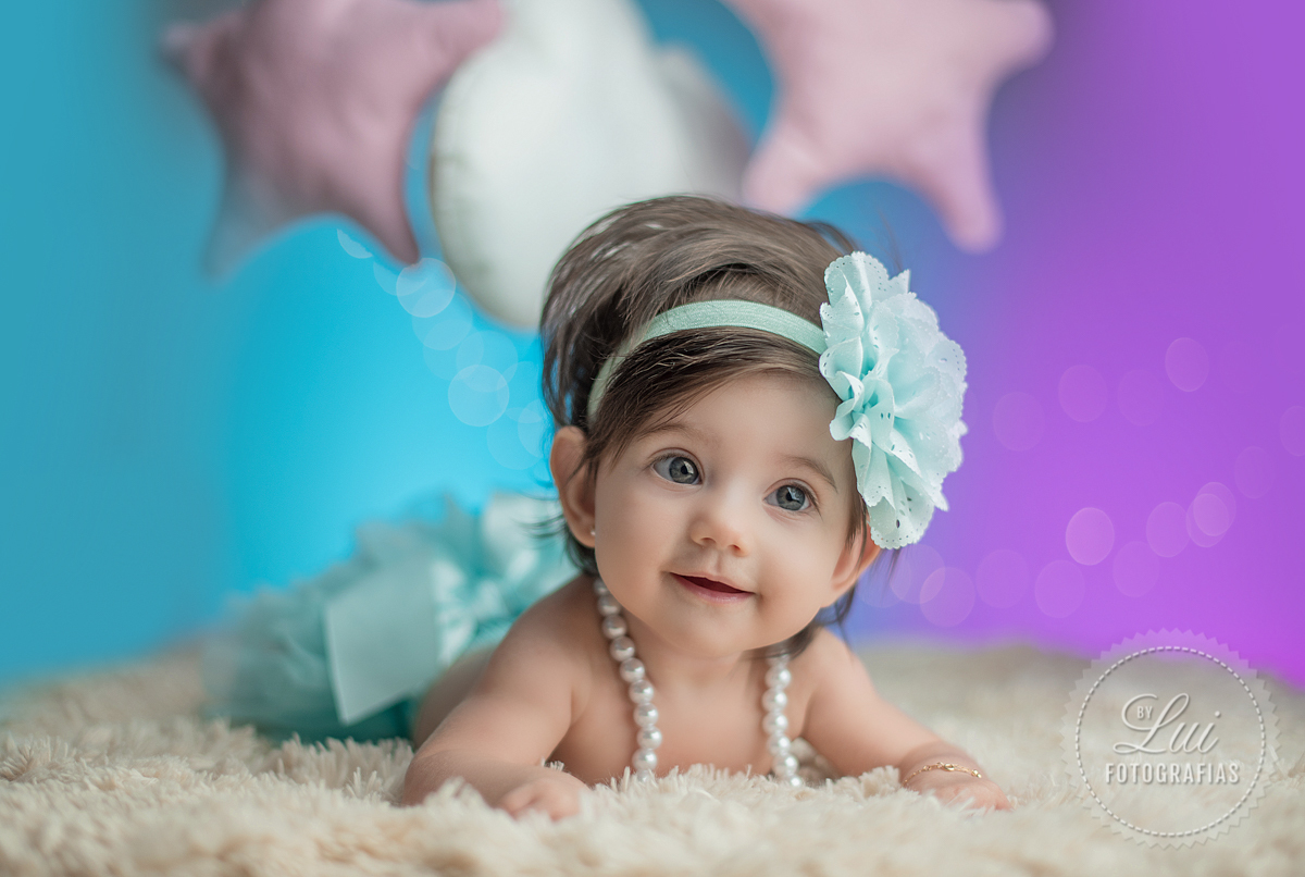 Imagem capa - Manuela 5 meses por Luiziane Segala